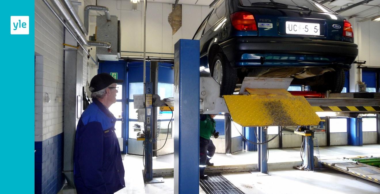 Bilskatt Finland