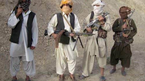 Talibaner bekraftar forhandlingar