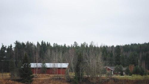 Farre affarer i glesbygden