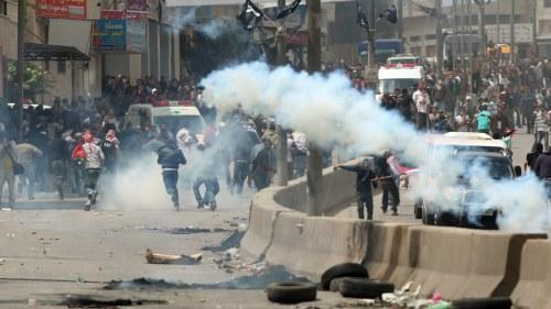 Handel med palestinier ska fa skjuts