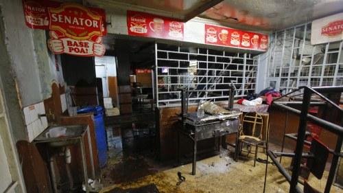 Granatattack mot nattklubb i kenya