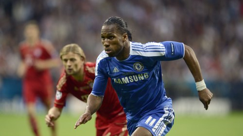Chelsea vann hemma