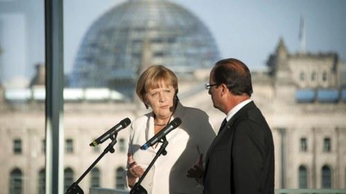 Merkel euron ar i fara