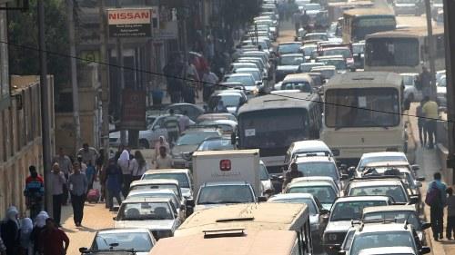 29 doda i bussolycka i egypten