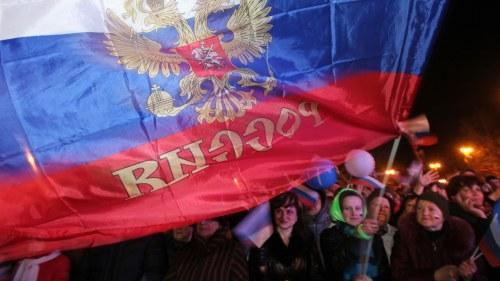 Utropade sjalvstandighet fran ryssland