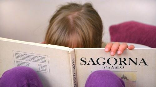 Varna barnens lasande