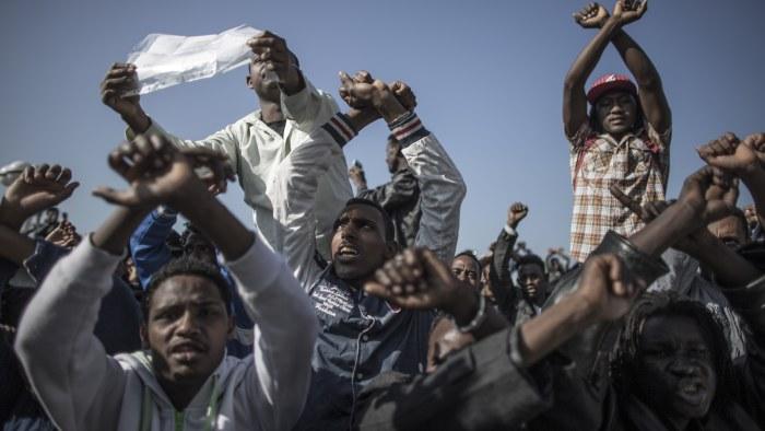 Fn befarar flyktingvag fran libyen