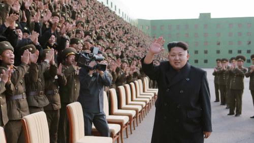 Usa avvisar samtal med nordkorea