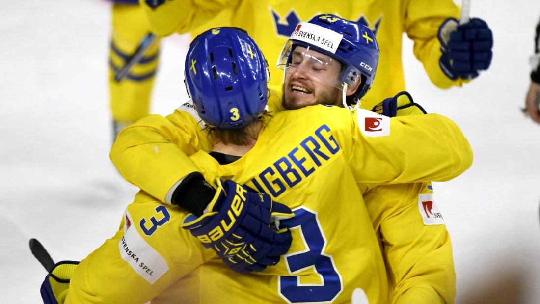 Livechatt  Följ VM-finalen mellan Kanada och Sverige  ee7df69edff45