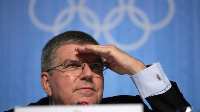 Olympisk hojdare gripen i rio