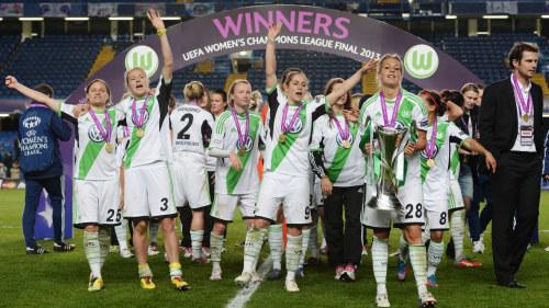 Fransk-tysk uppgörelse i damernas Champions League  2f59821e96733