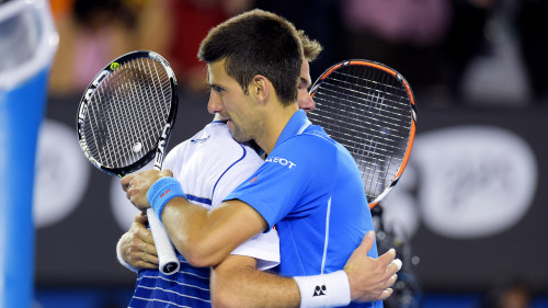 Djokovic utslagen murray kan ta over