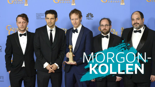 Golden globe stopp drabbar hollywood