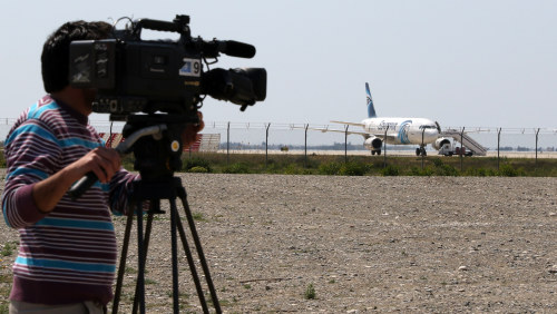 Karta Cypern Flygplats.Kapningsdrama Pa Cypern Over Utrikes Svenska Yle Fi