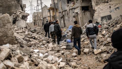 Guide hur drabbas syriens befolkning