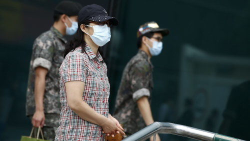 Sydkorea gar mot storstrejk