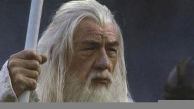 Gandalf Näyttelijä