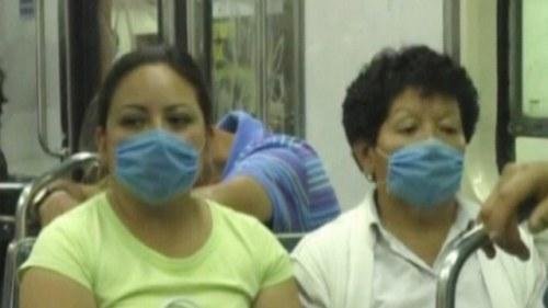 Skolor stangs efter svininfluensa