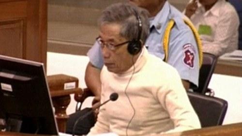 Khmererna anklagar regeringen