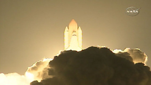 Ny rymdfarkost pa vag mot mars