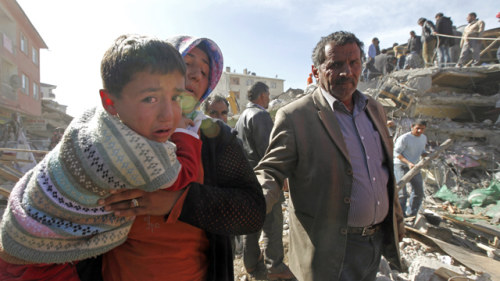 Pinsam tystnad om turkiets val