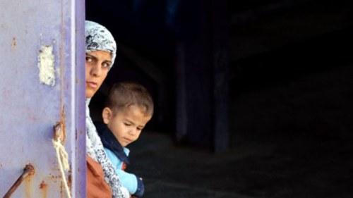 Syrienflyktingar far mer stod av usa