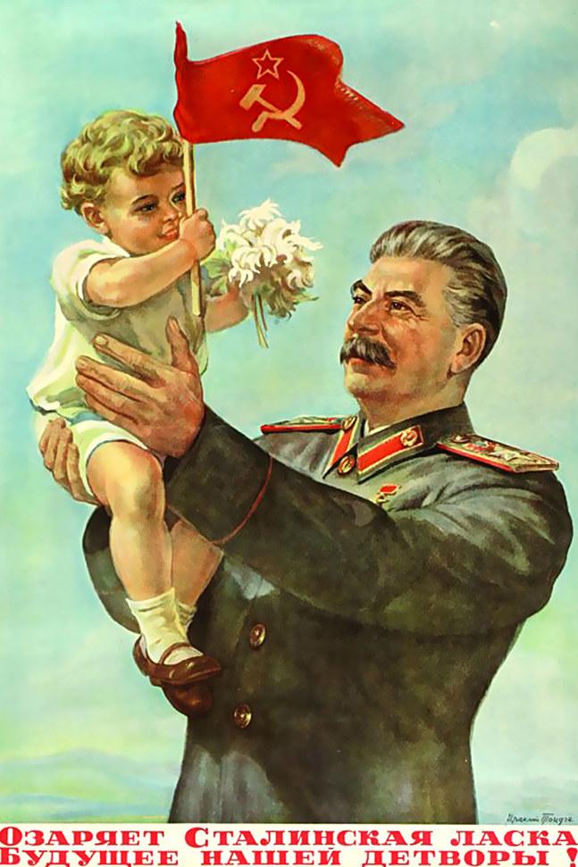Stalin Isä Aurinkoinen