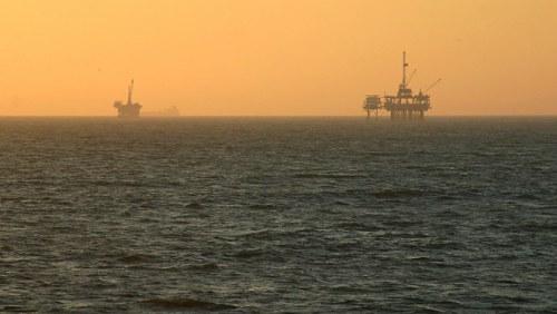 Norska oljeplattformar stangs