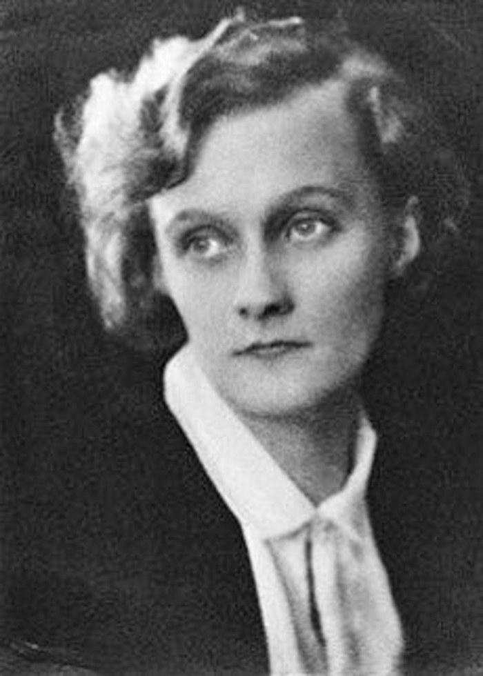Astrid Lindgren nuorena