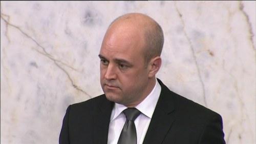 Reinfeldt vill vanta
