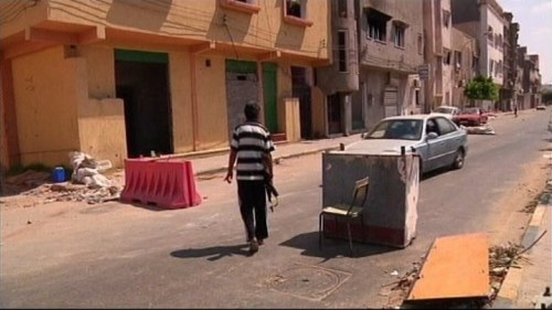 Usa stangde ambassaden i tripoli