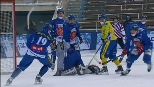Kazakstan i bandy vm semifinal