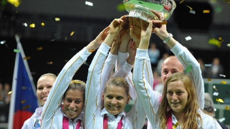 Ryssland vann fed cup 3