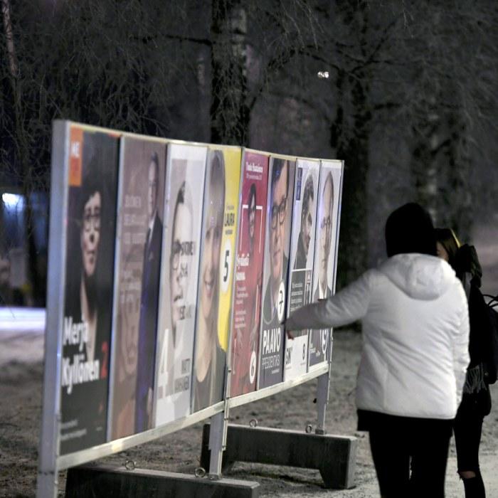 Halften vill andra presidentrollen i finland