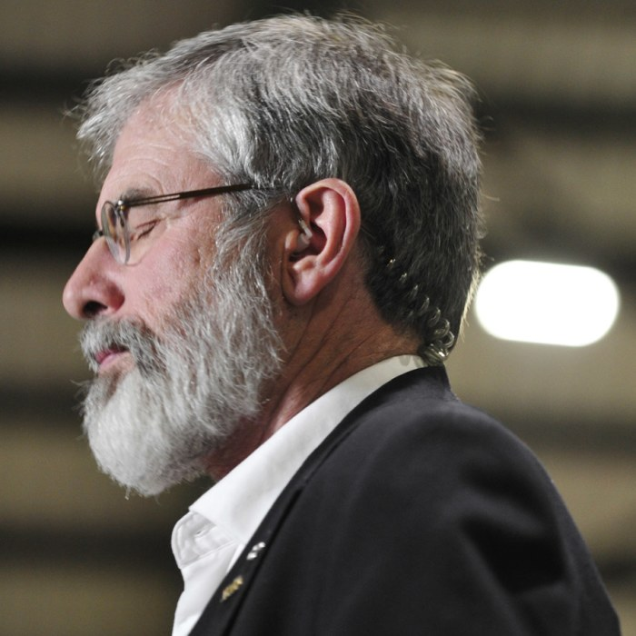 Gripen for mord i nordirland