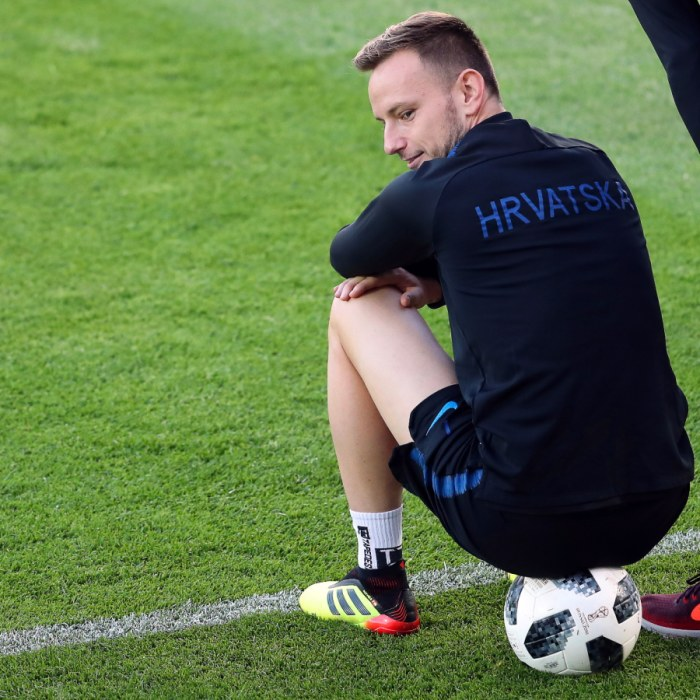 Barcelona vann rakitic stor hjalte