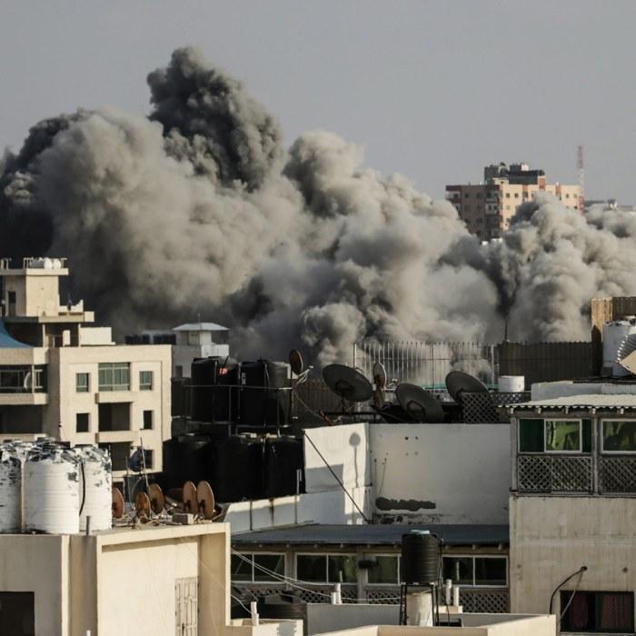 Hamasledare gripen pa vastbanken