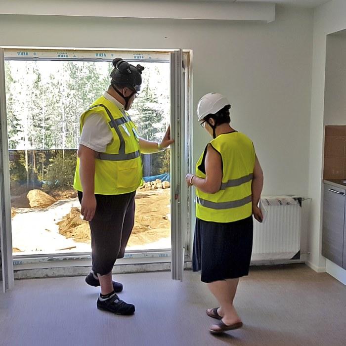 Byggmalet for svenska bostader