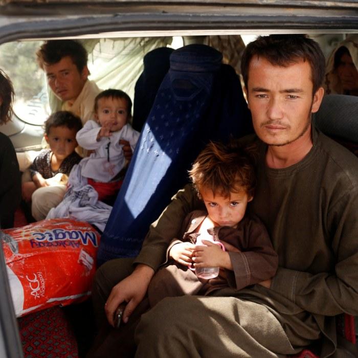 Finska hjalparbetare skjutna i afghanistan
