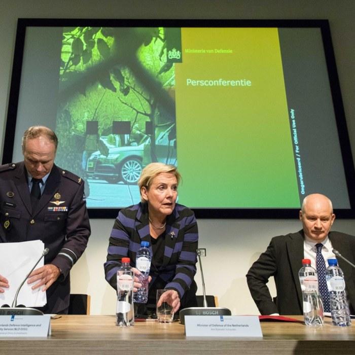Svensk hjalp till kemvapenskrotning