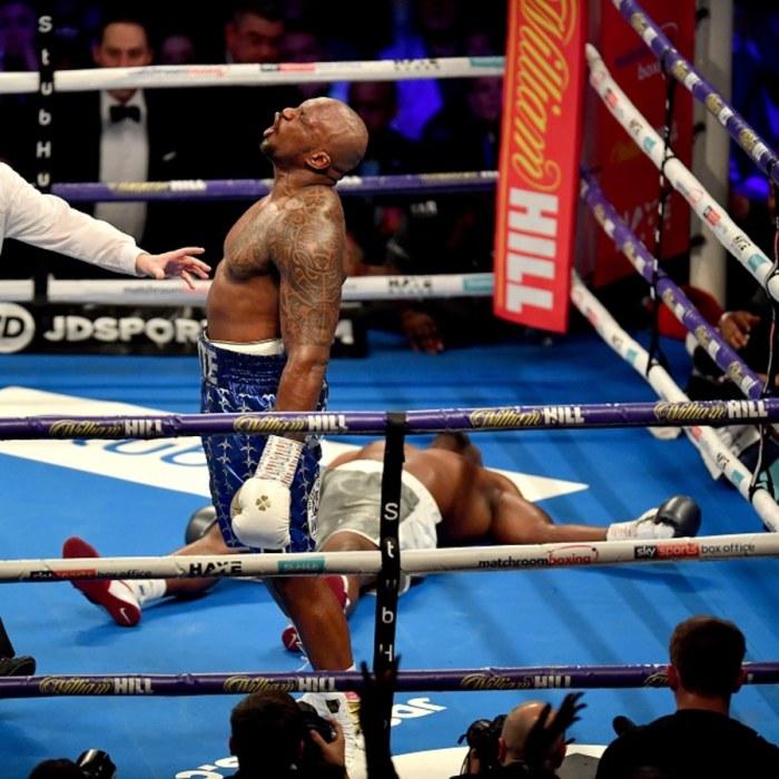 Tyson tvingas tillbaka i ringen