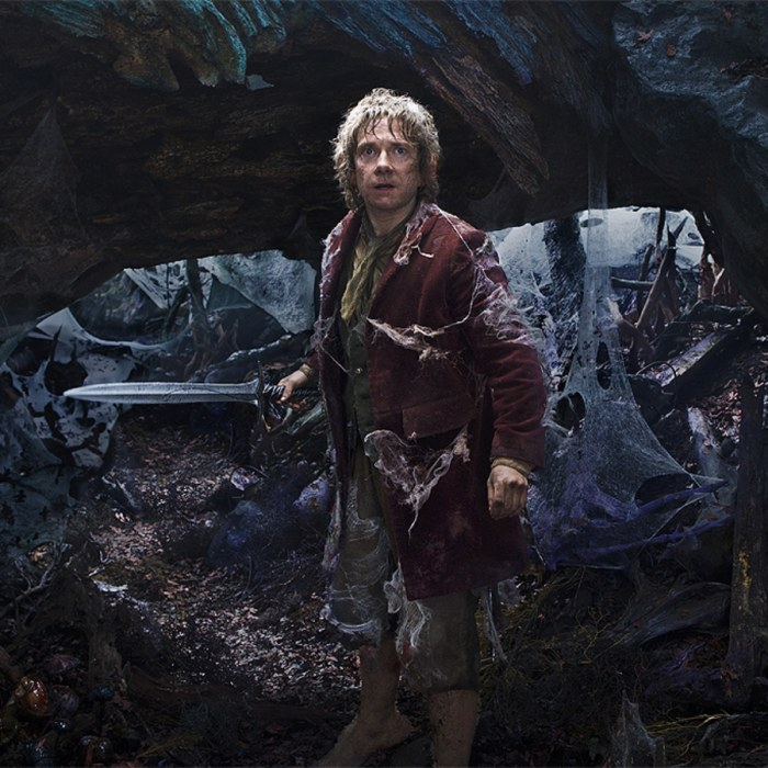 Del toro hoppade av the hobbit