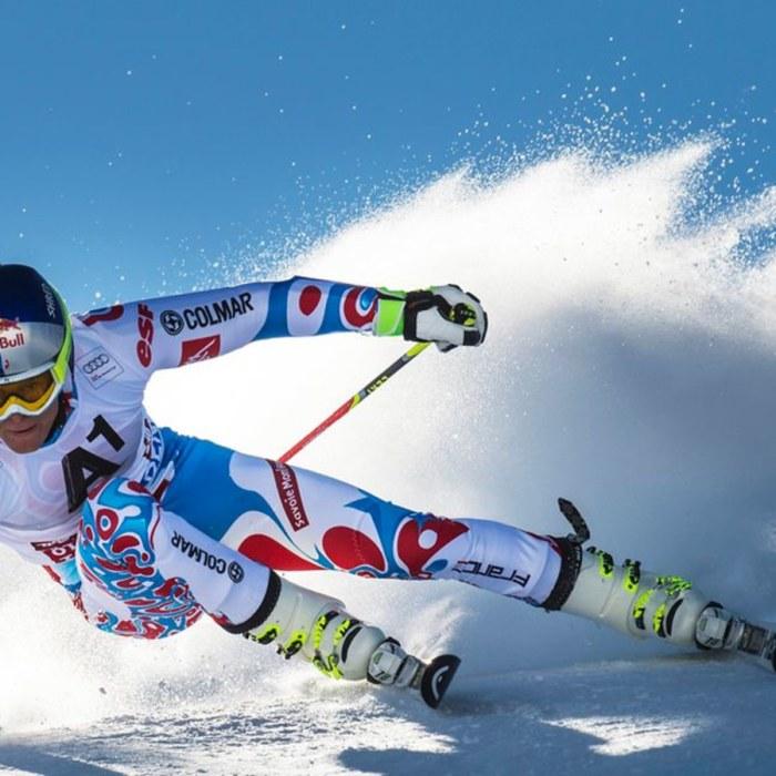 Varmen stallde in damernas slalom