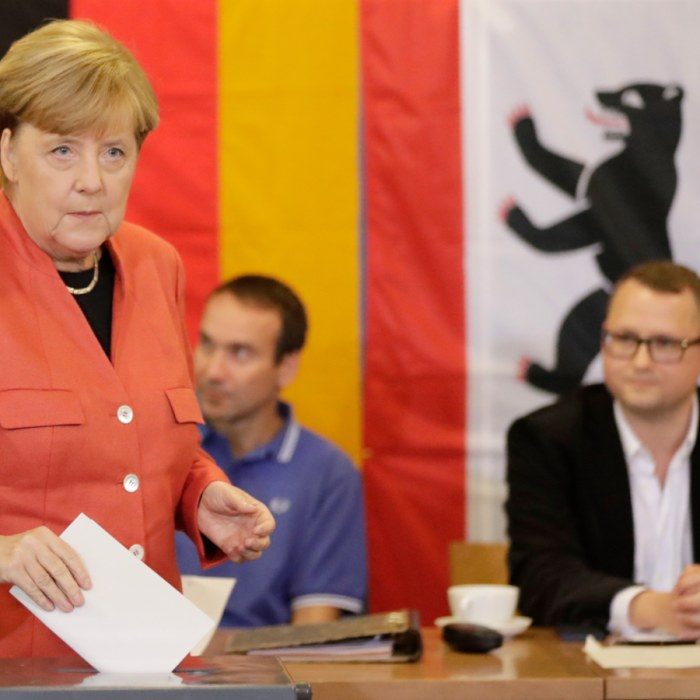 Steinmeier utmanar merkel 3
