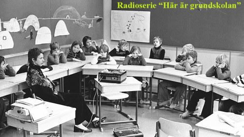 Här är grundskolan | Arkivet | svenska.yle.fi