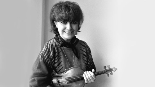 Vuoden 1970 voittajat Pavel Kogan ja Liana Isakadze | Jean Sibelius -viulukilpailu | Klassinen | yle.fi