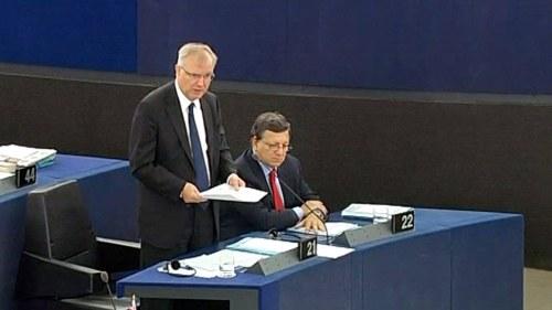 Det ar battre att grekland lamnar euron