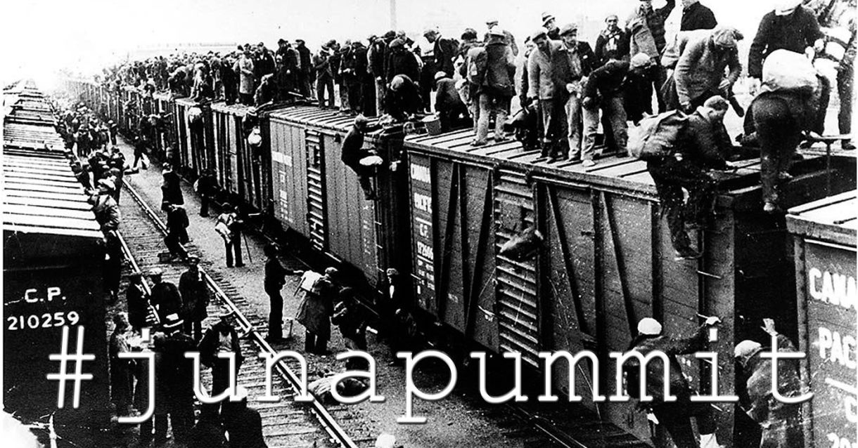 #junapummit etusivu