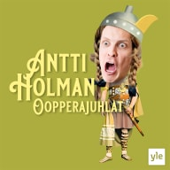 Antti Holman oopperajuhlat