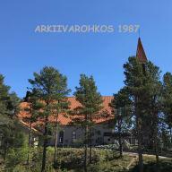 Arkiivarohkos: Antti Kähkönen, 3.7.1987 sáddejuvvon vuosttas geardde